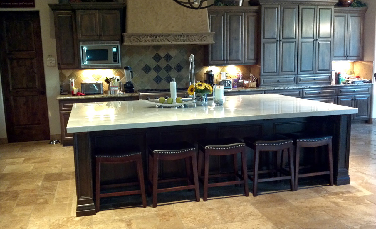 Kitchen island image home improvement for Kitchen home improvement