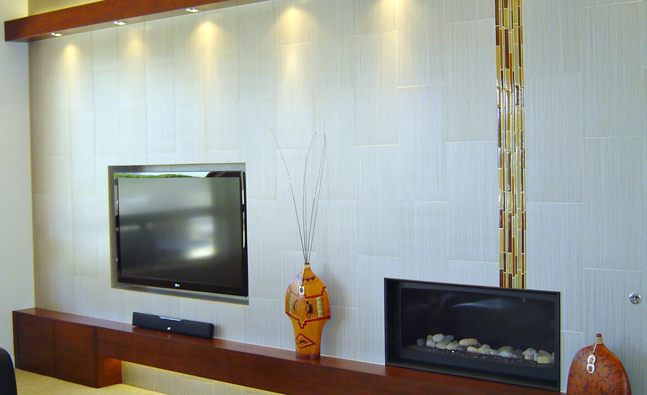 Remodeled-Entertainment-Wall-Unit-&-Fireplace